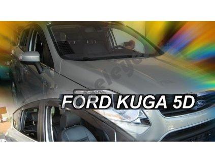 Deflektory na okná pre Ford Kuga rv. 08-12, 4ks
