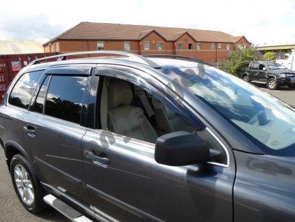 Deflektory na okná pre Volvo XC 90, 4ks