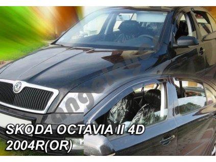 Deflektory na okná pre Škoda Octavia 1Z combi, 4ks