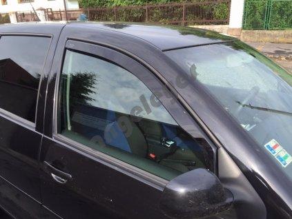 Deflektory na okná pre VW Golf 4, 2ks