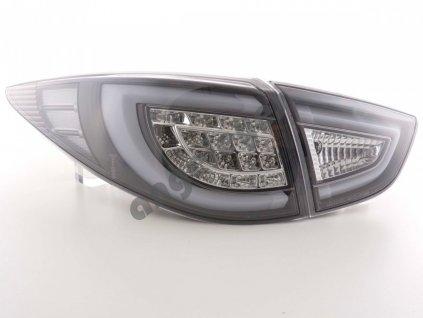 Hyundai IX35 zadné LED svetlá čierne