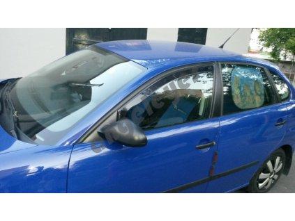 Deflektory na okná pre Seat Ibiza 6L rv. 2002-2008, 5dverový...