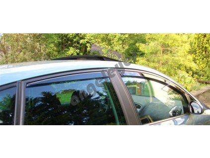 Deflektory na okná pre Seat Leon 1P rv. 2005-2013, 2ks