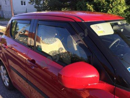 Deflektory na okná pre Suzuki Swift