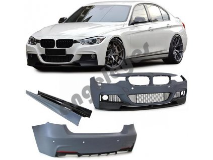 BMW 3 F30 bodykit M Paket