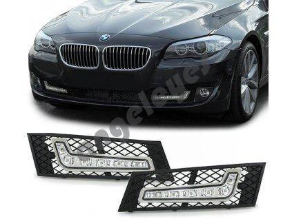 BMW 5 F10 LED denné svietenie s funkciou automatického...