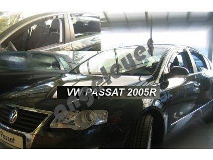 Deflektory na okná pre VW Passat 3C, B6/B7 variant/combi, 4ks