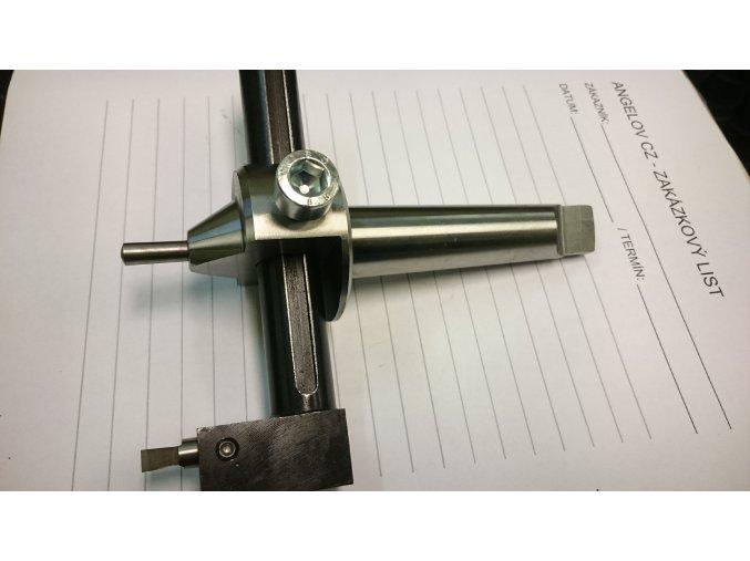 Strojní vykružovák - morse 3, 25-220mm