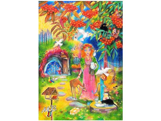 Fairy of Rowan Tree