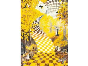 Chessboard of Autumn