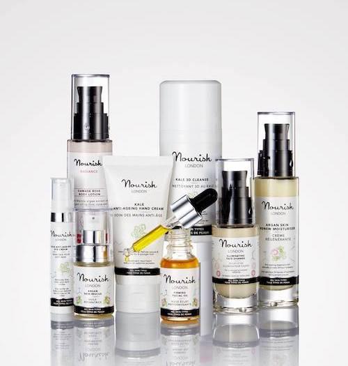 TOP produkty přírodní veganské kosmetiky Nourish London - ocenění