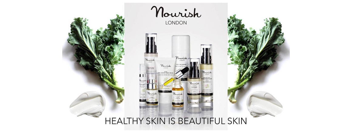 Nourish London - přírodní, veganská a bio kosmetika