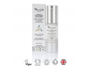 anglickakrasa probioticka multimineralni regeneracni maska nourish london probiotic multi mineral repair mask