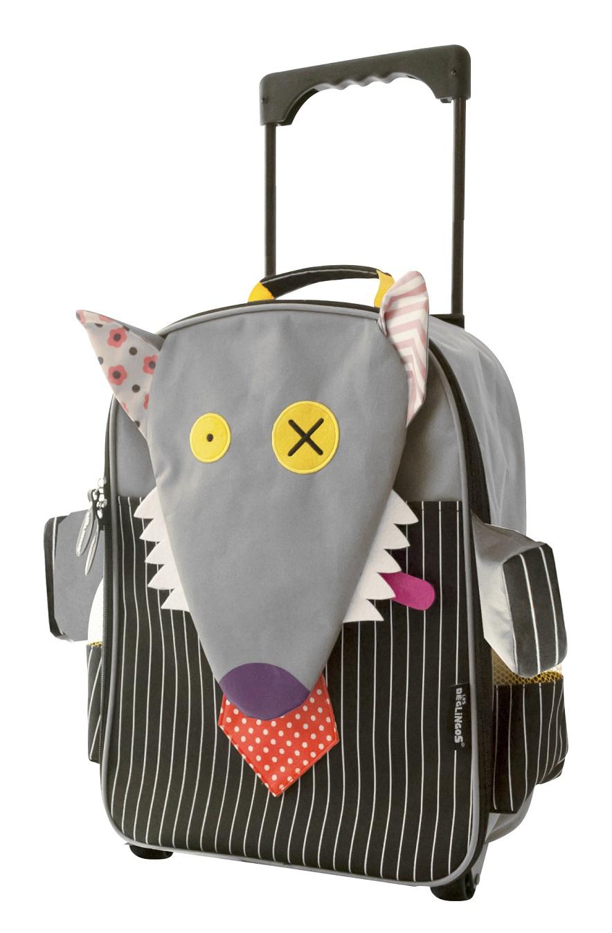 cestovní kufříky a tašky