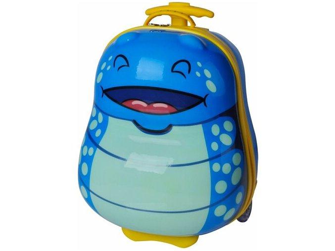 Knorrtoys dětský cestovní kufřík a batůžek červík