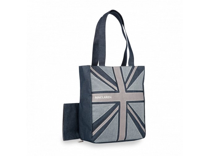SDN45012 denim flag tote 3 4 right change pad 1 BF 1