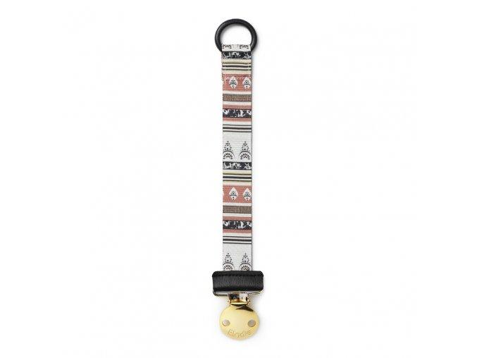 pacifier clip desert weaves elodie details 30150166582NA