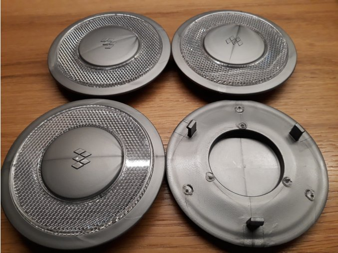 Maclaren Poklice na kolečka na model Techno XT a XLR šedé
