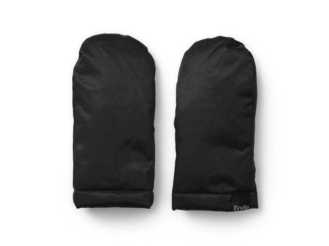 Elodie Details Rukavice na kočárek Black Edition