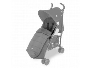 acc quest black silver 3 4 universal footmuff charcoal 13 30percent