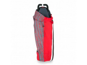 ASE62012 lightweight storage bag charcoal scarlet BF 2
