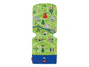 AM1Y031922 liners paris city map BG