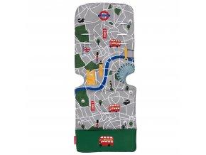 maclaren universal liner london city map