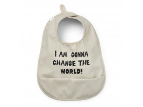 baby bib change the world elodie details 30400151715NA 1000px