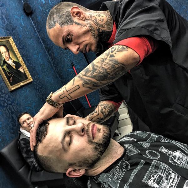 Cavalier barber shop