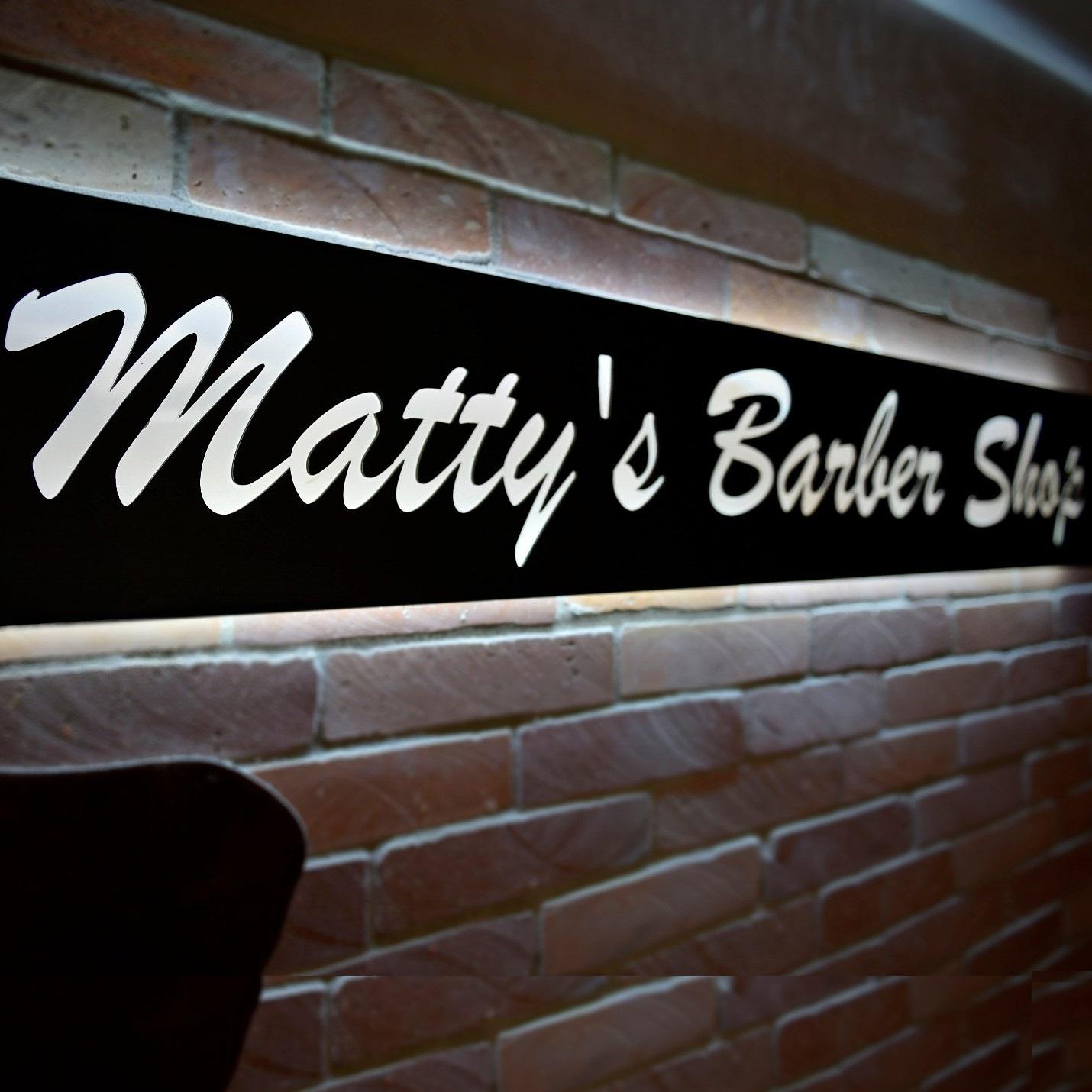 Matty's Barbershop