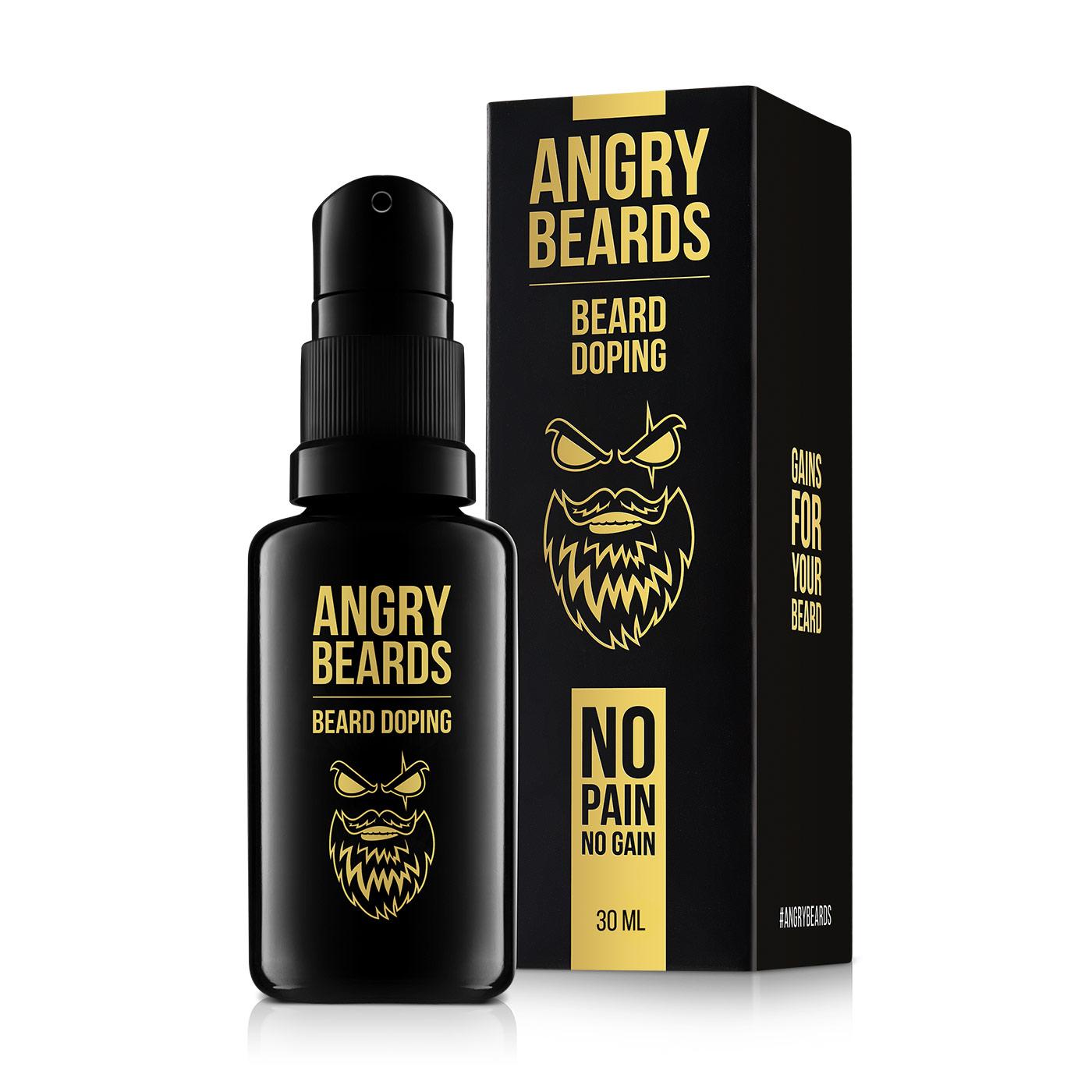 Beard Doping – Přípravek na růst vousů