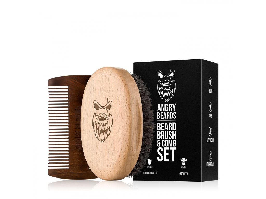 ST BRUSH HARDEN COMB Product 1