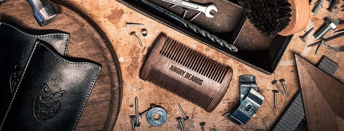 Angry Beards narzędzia