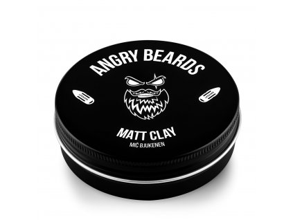 171 angry beards mic clay