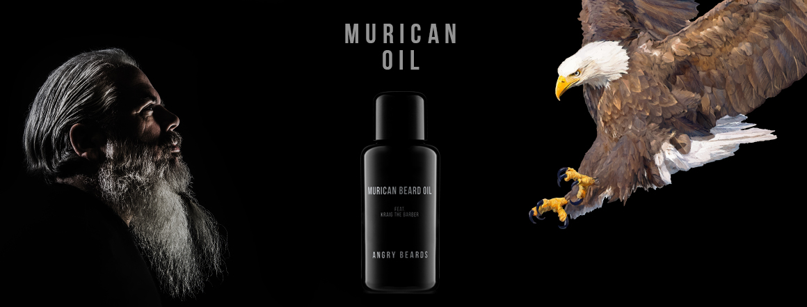Angry Beards Murican Oil