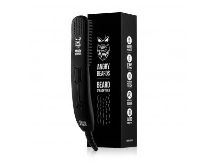 Beard Straightener - žehlička na fúzy