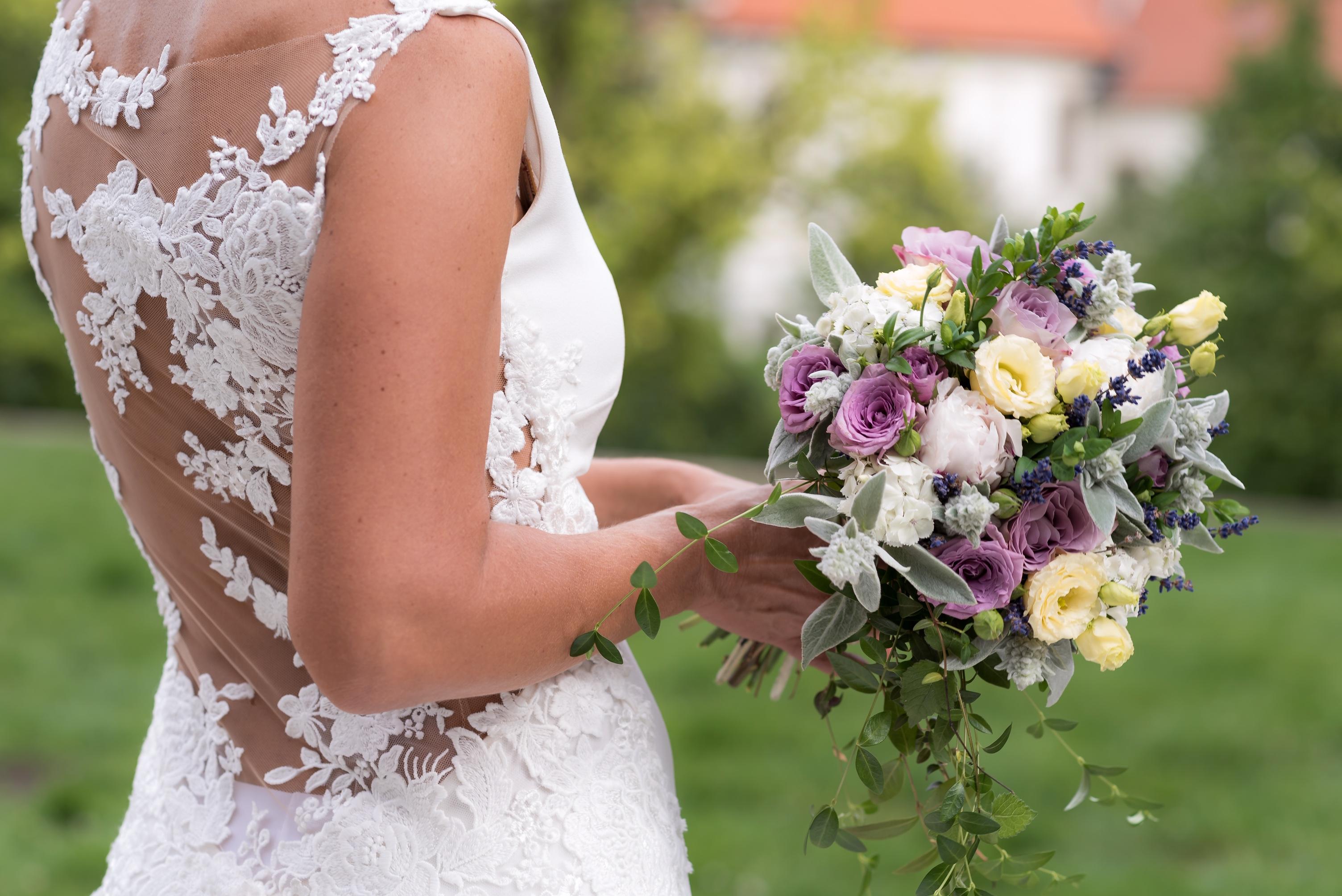 Svatební styling