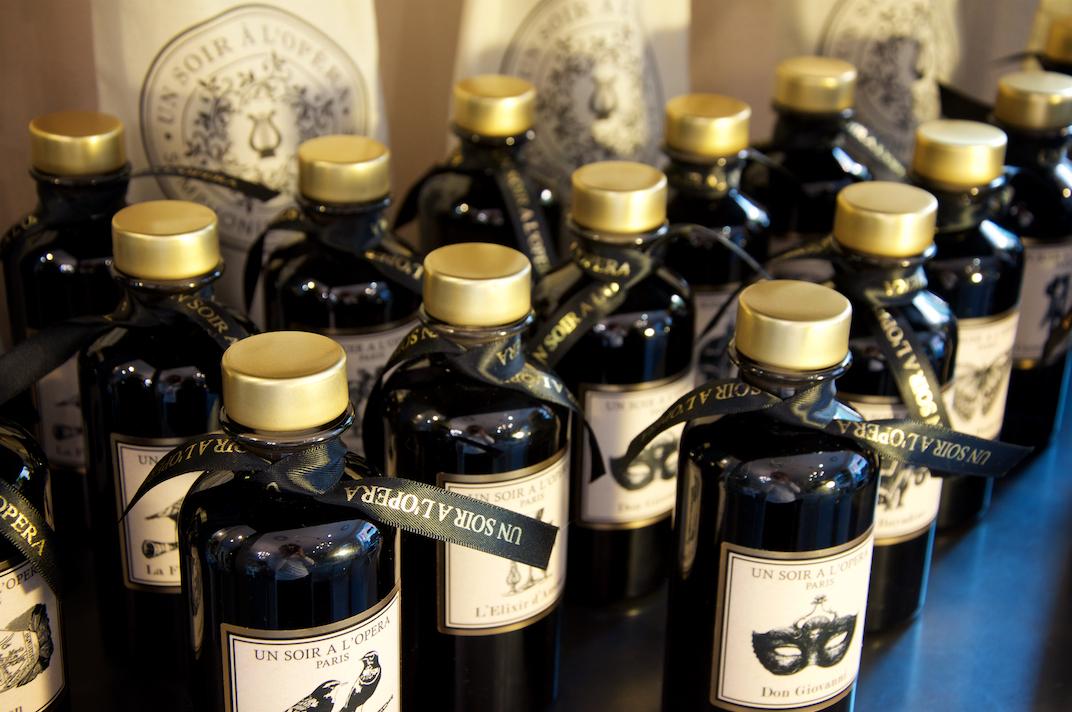 Bytové parfémy francouzské značky UN SOIR A L'OPERA