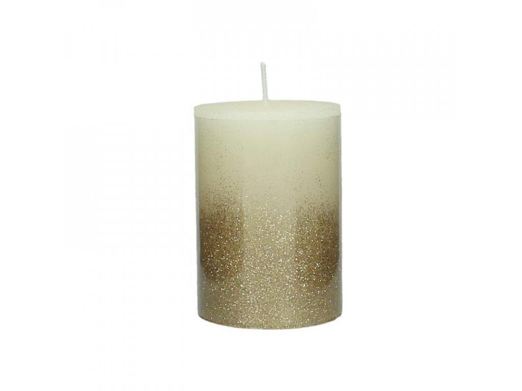 Svíčka slonová kost malá