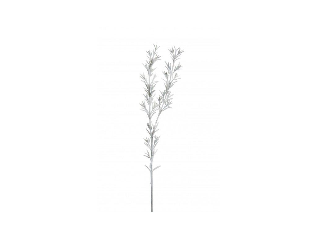 Umělá zasněžená větvička
