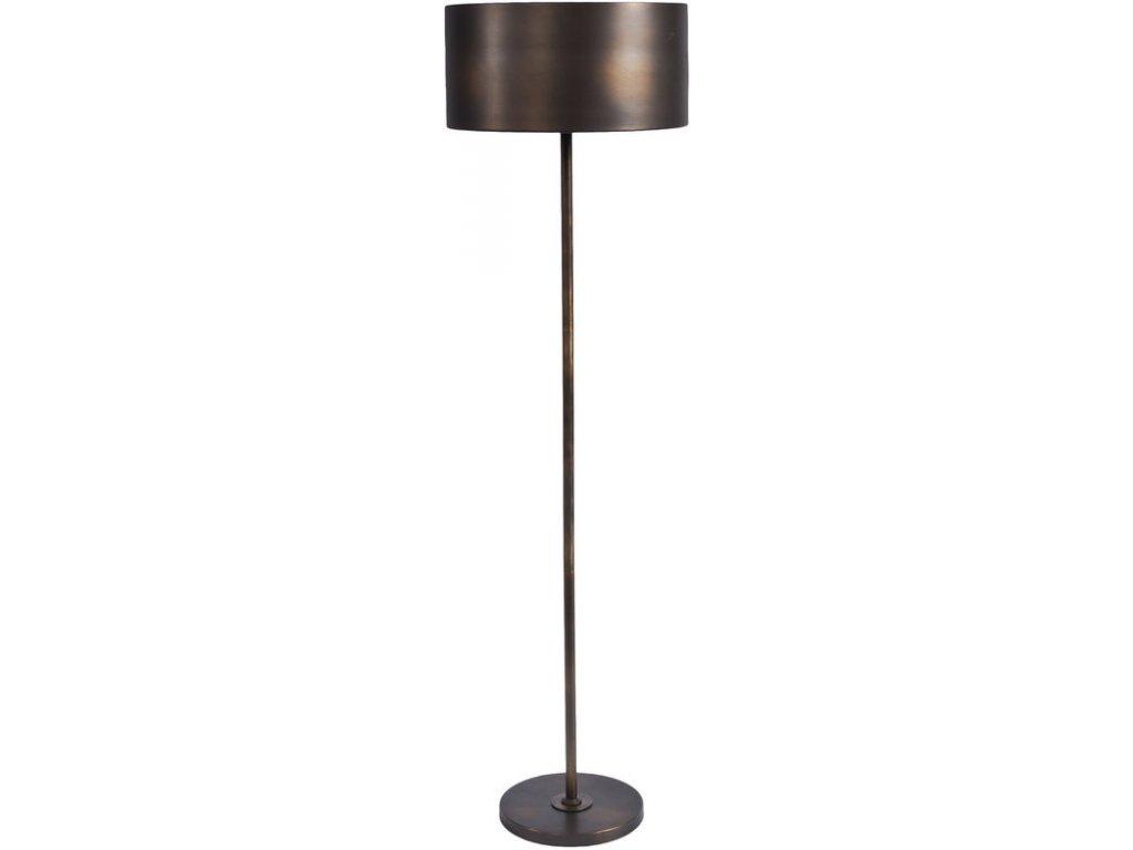 Lampa bronzová stojací