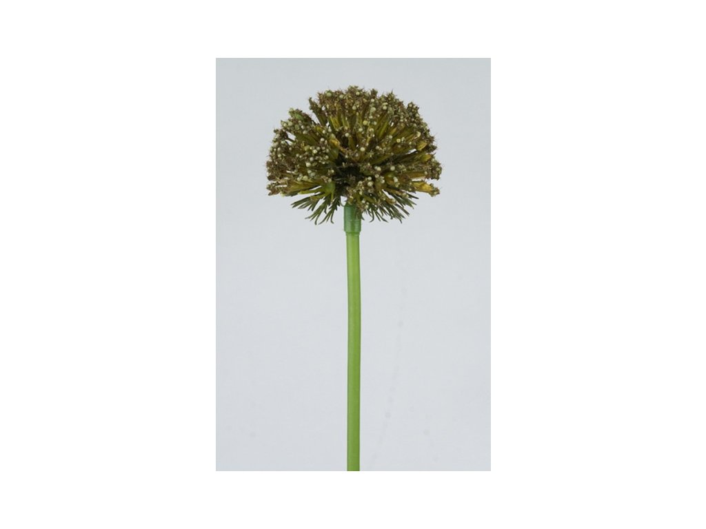 Umělá květina - Alium