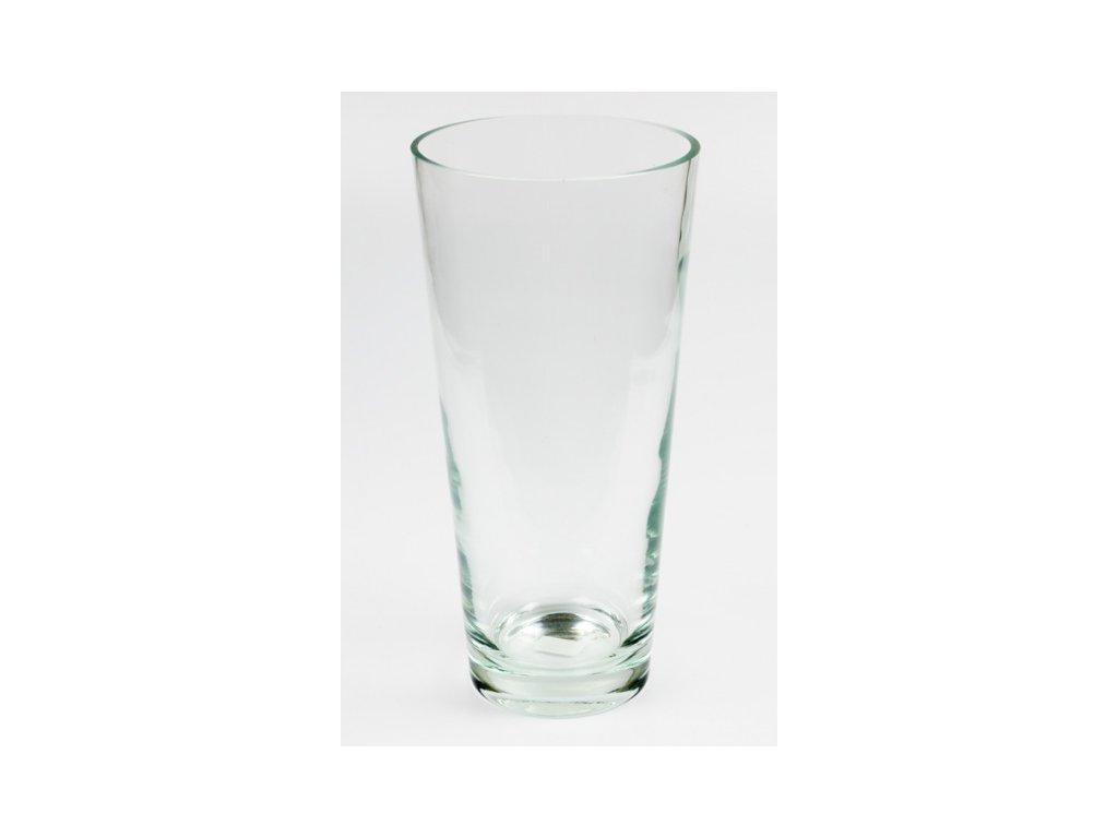 Váza skleněná střední 4283-05