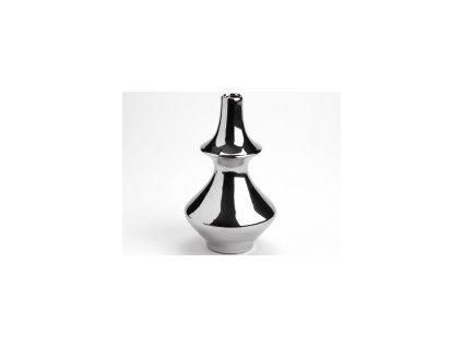 Váza stříbrná malá