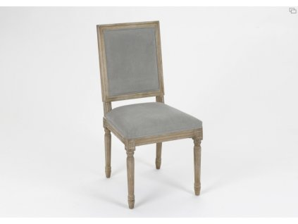 Židle šedá
