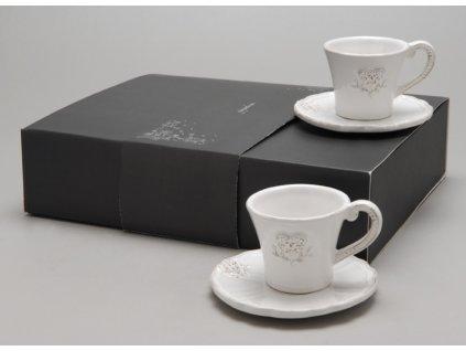 Set šesti hrnků na espresso v krabici