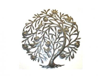 Plastika smuteční strom 60cm