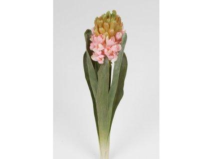 Umělá květina - Hyacint růžový