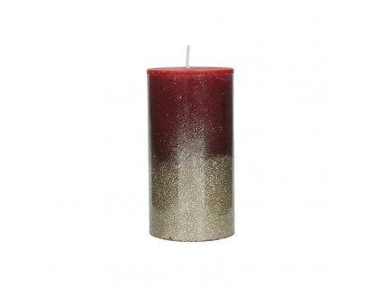 Svíčka červená velká