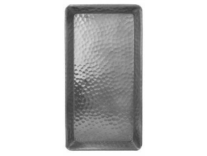 Hliníkový tác/podnos 25x13cm